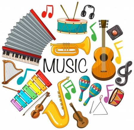 Lista osób przyjętych do szkoły muzycznej