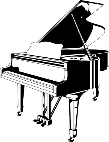 Prezentacja klas instrumentalnych - fortepian